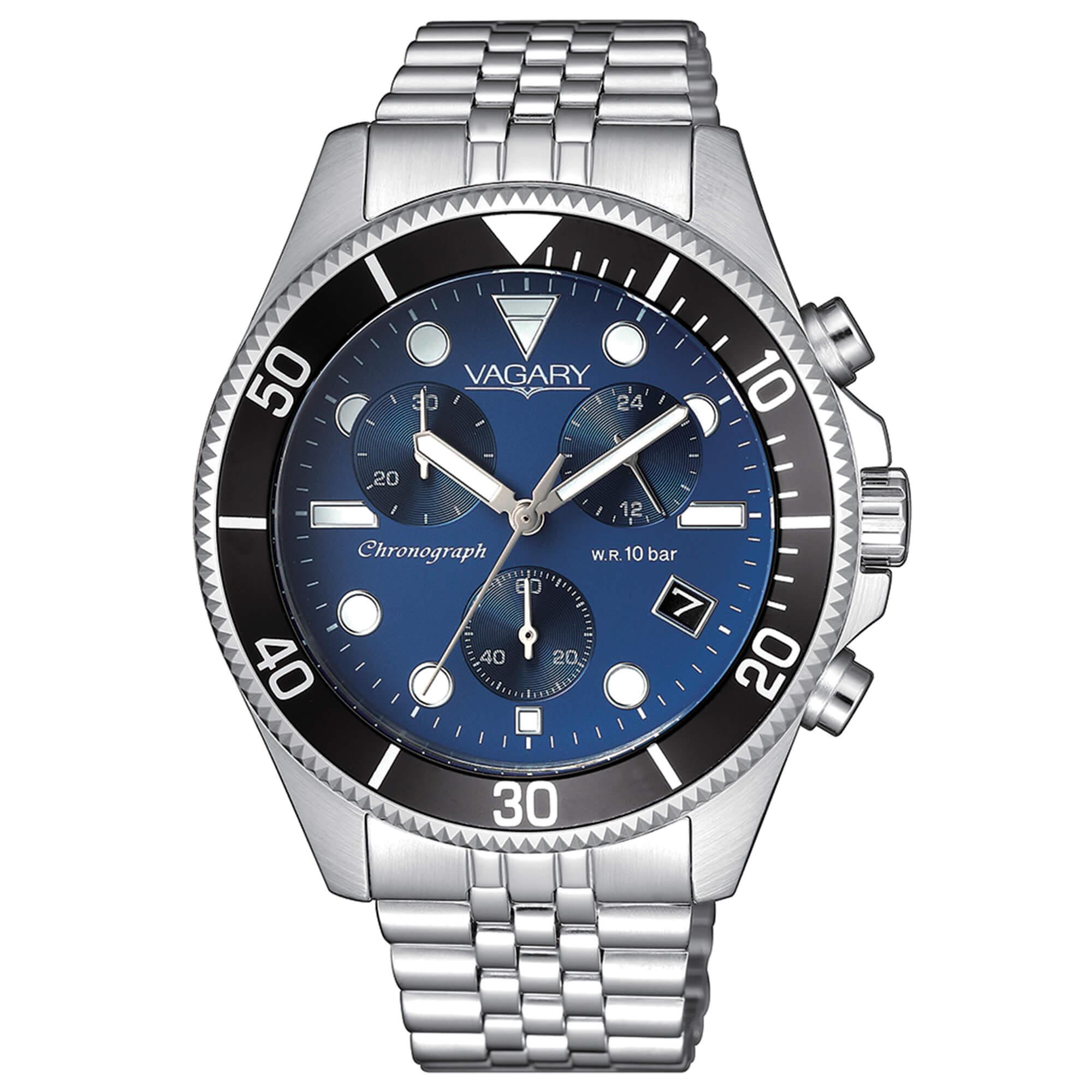 Vagary Aqua 39 Crono DiverVS1-019-71