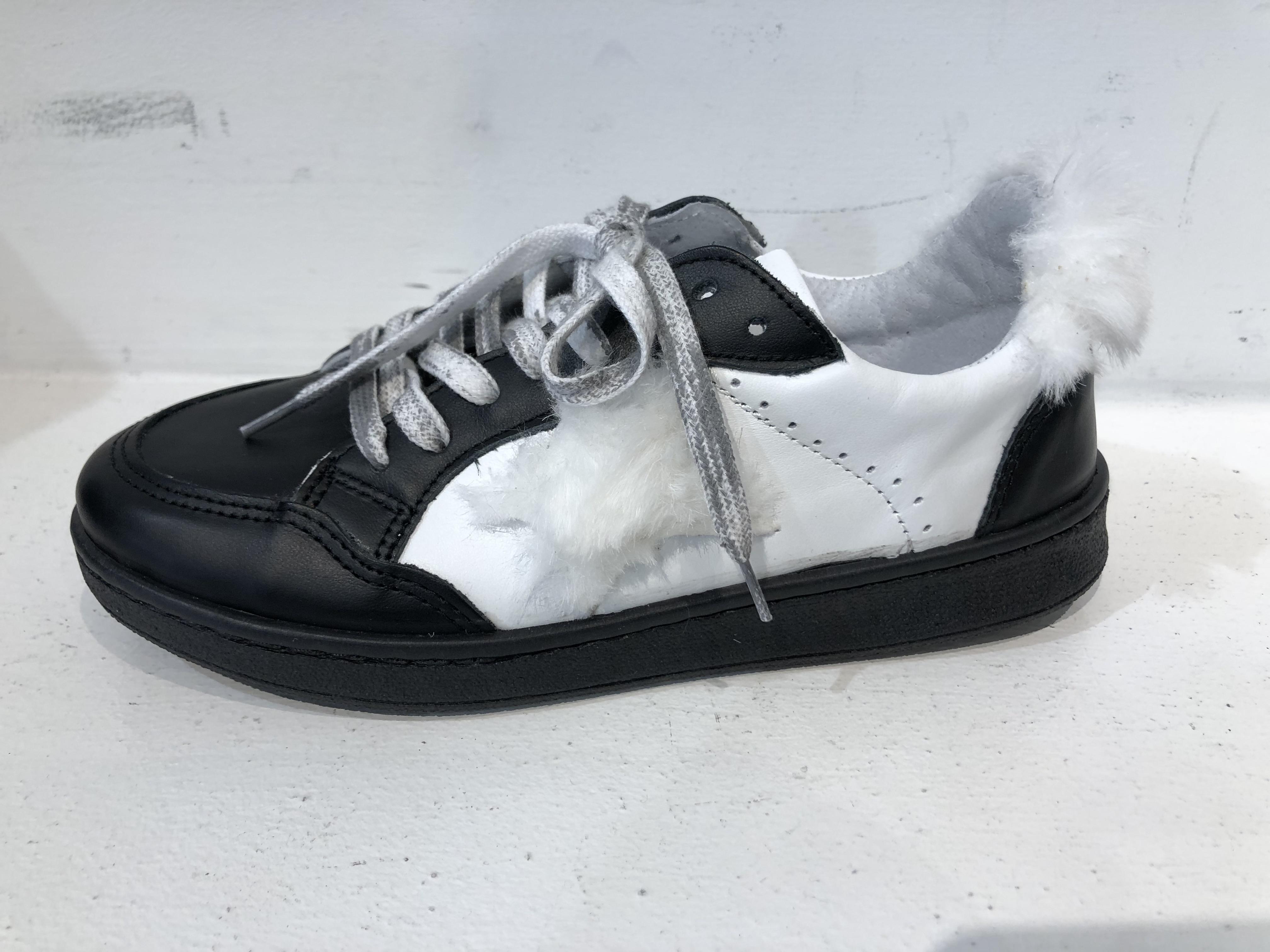 Effetti Personali Scarpa Donna Sneakers Bianco/Nero EPM800