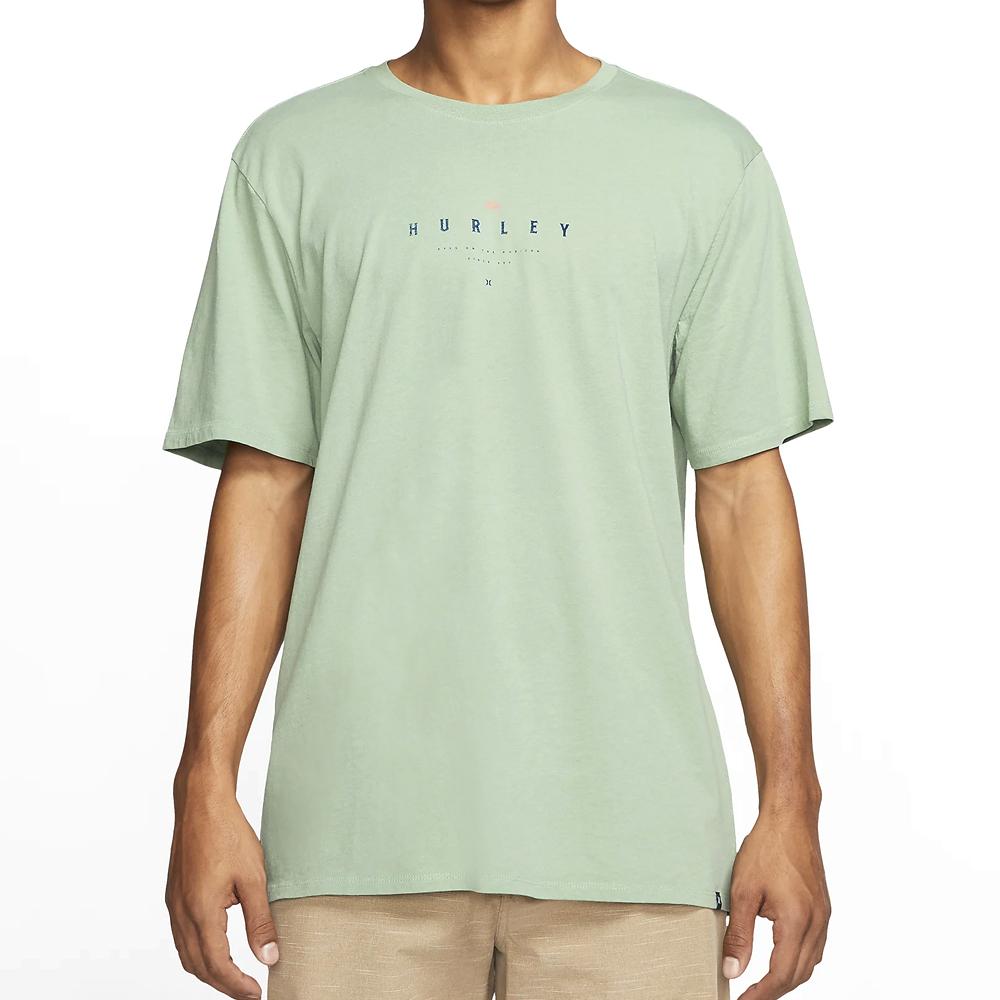 T-Shirt Hurley Fringe SS