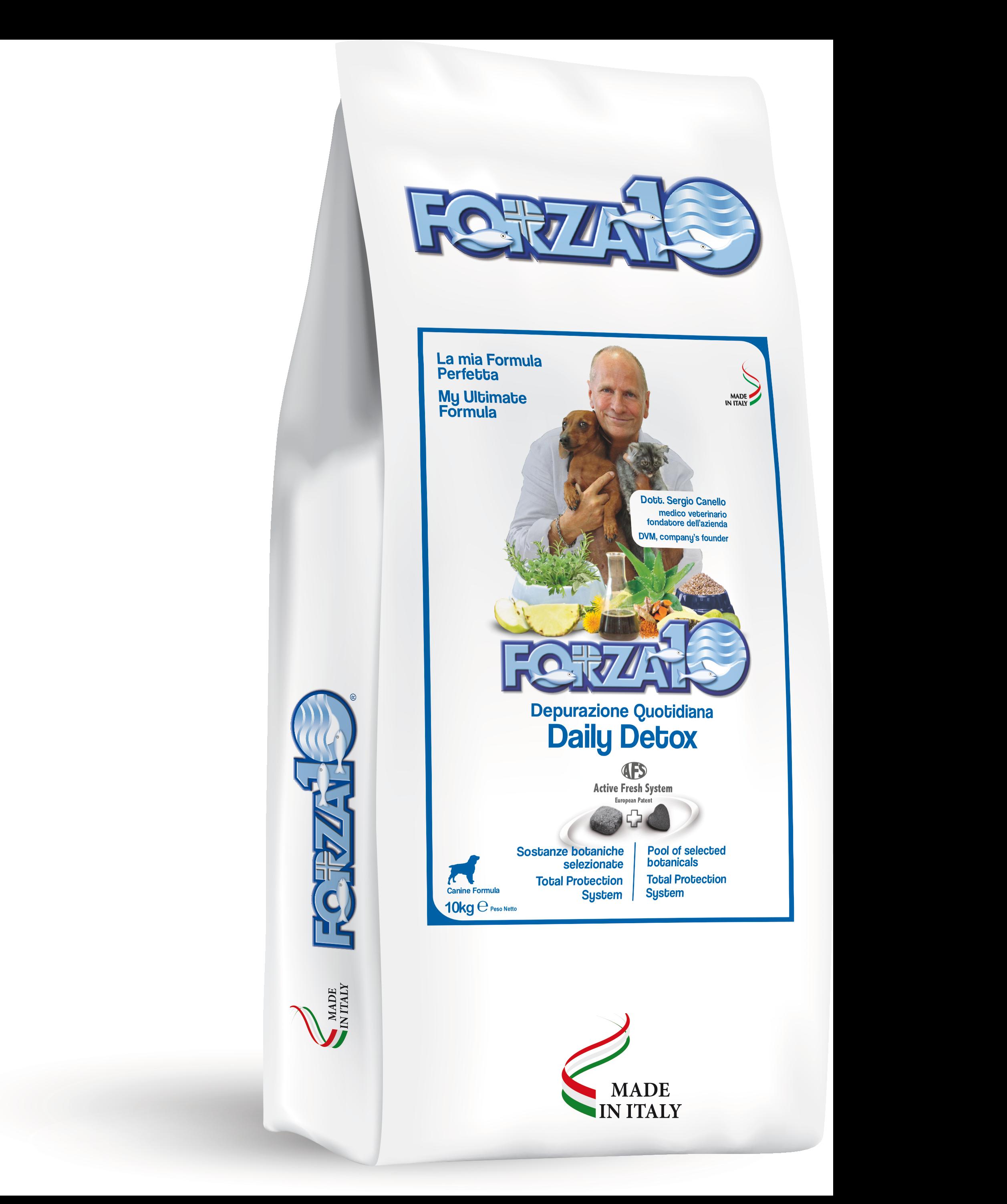 Daily Detox kg 10