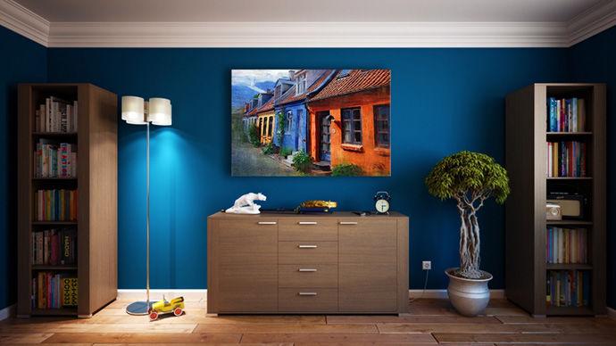 scegliere il colore delle pareti san marco group