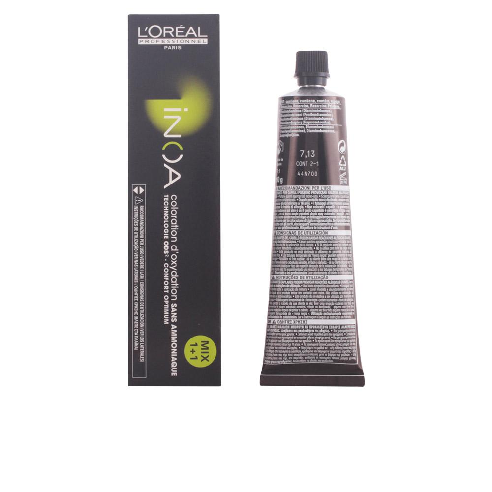 INOA coloration d'oxydation sans amoniaque #7,13 60 gr