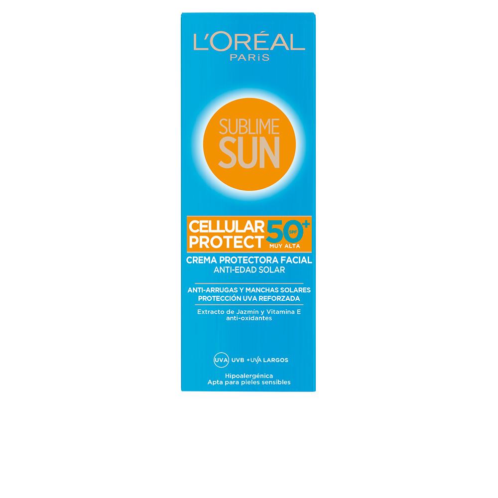 LOREAL SOL CREMA FACIAL SPF50 75ML