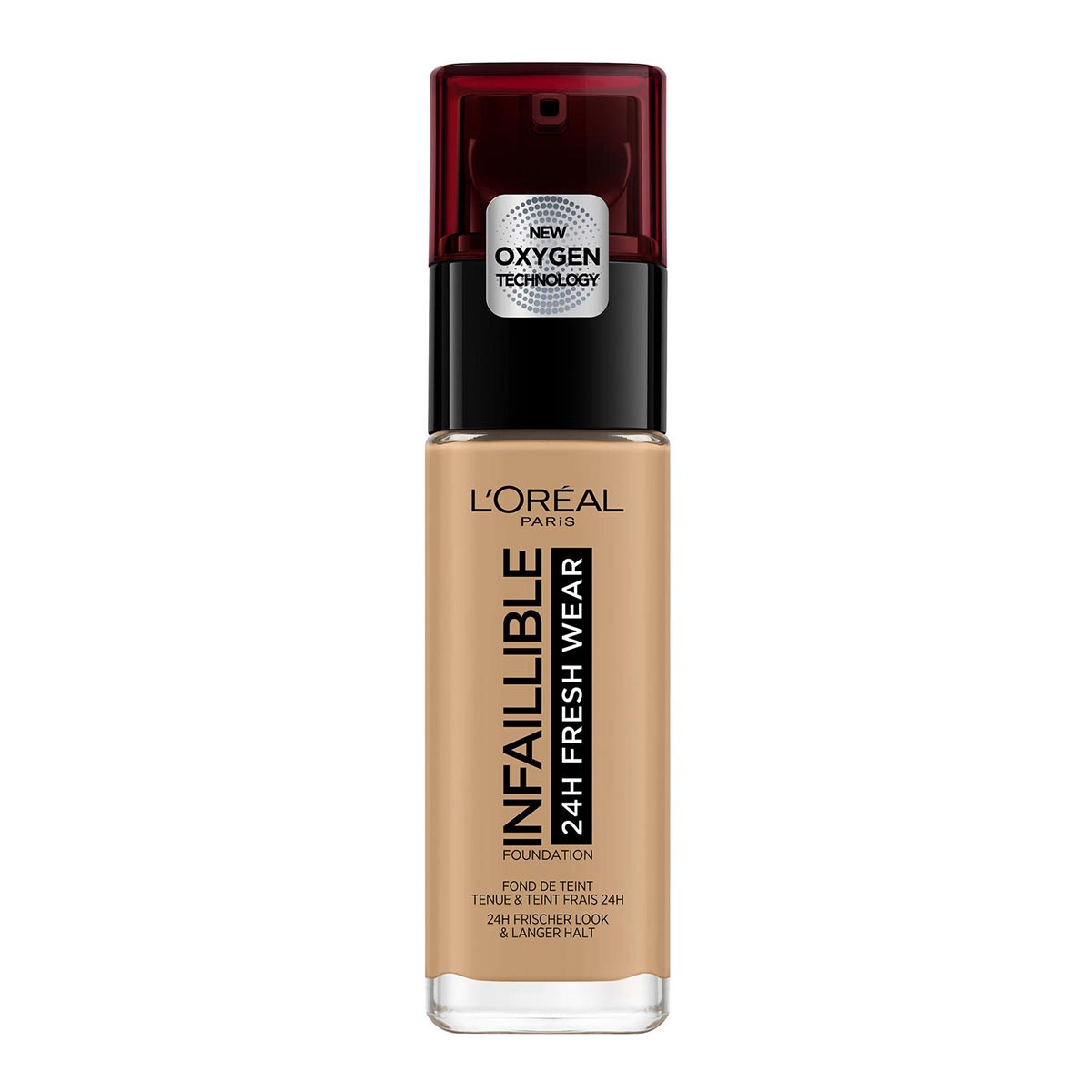 L'OREAL INFALLIBLE FRESH WEAR BASE 260 SOLEIL DORE