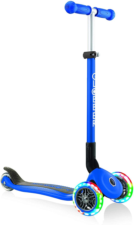Monopattino 3 ruote Globber Primo Foldable lights