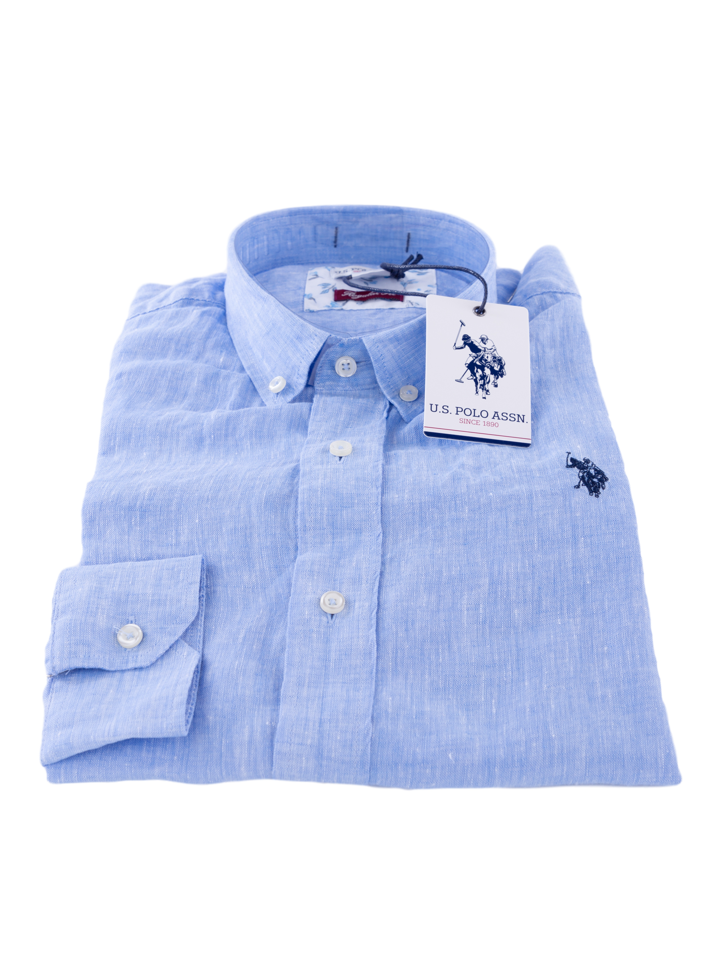 U.S.Polo Assn. Zam Shirt RF-New BD 58574 50816