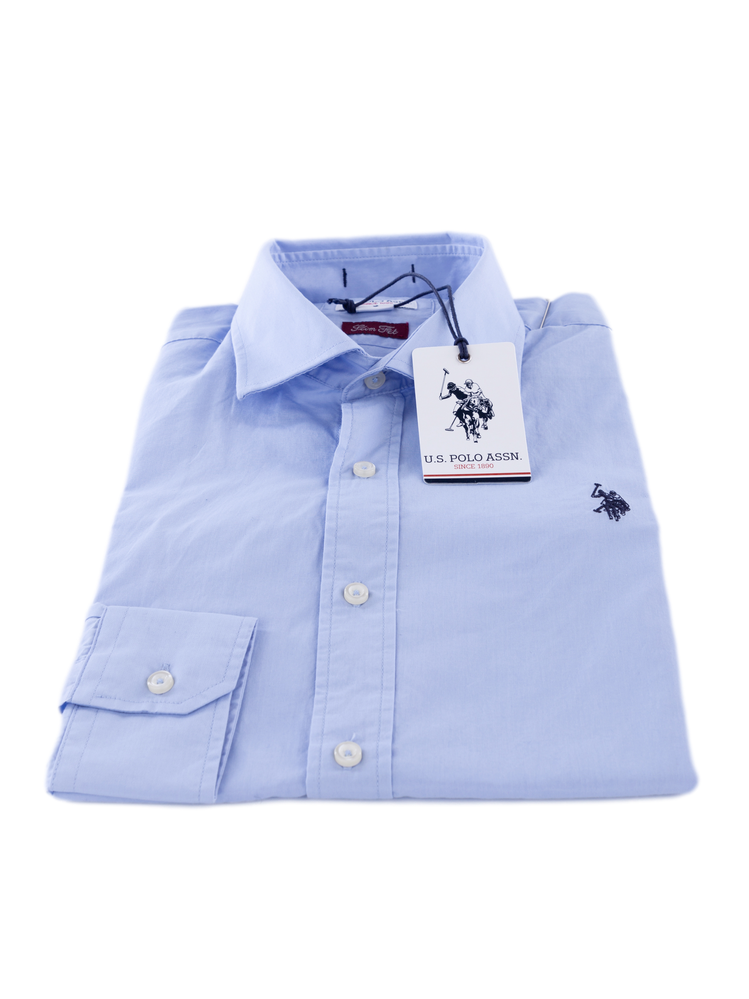 U.S.Polo Assn. Jaxon Shirt SF-FC 58764 52112