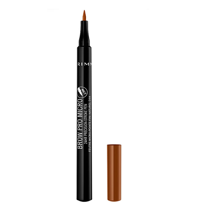 Rimmel London Brow Pro Micro Precision Pen 002 Honey Brown