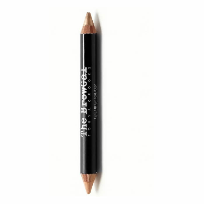 The Browgal Highlighter Pencil 02 Gold Nude 6g