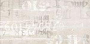 COLLEZIONE GLANCE DECORO SIGNS OFF-WHITE CM.45X90 NATURALE RECT 1° SCELTA