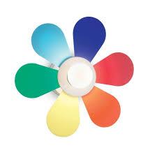 APPLIQUE CAMERETTA FLOWER AP1 D30 IDEAL LUX