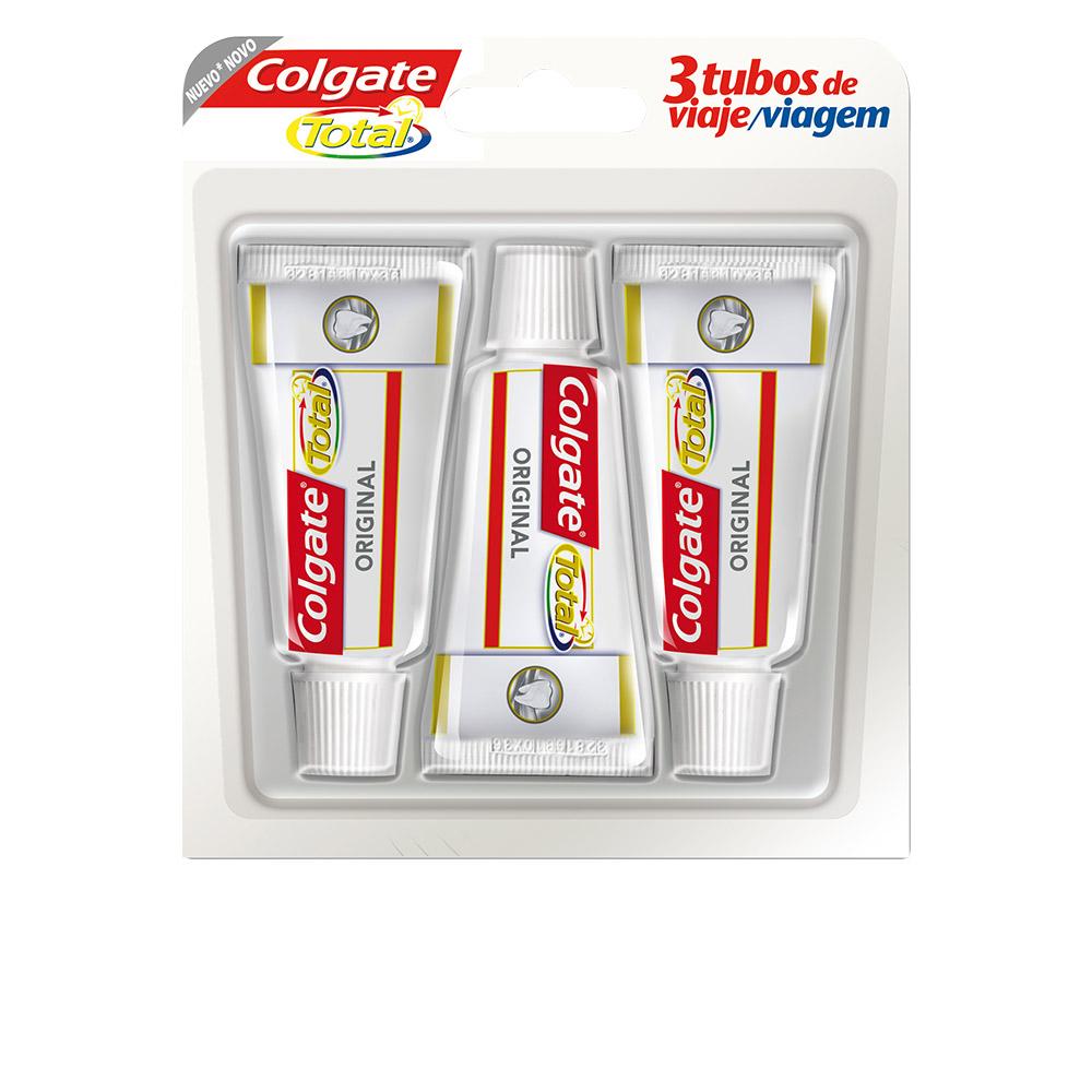Colgate Total Original Viaggio Dentifricio 3x20ml