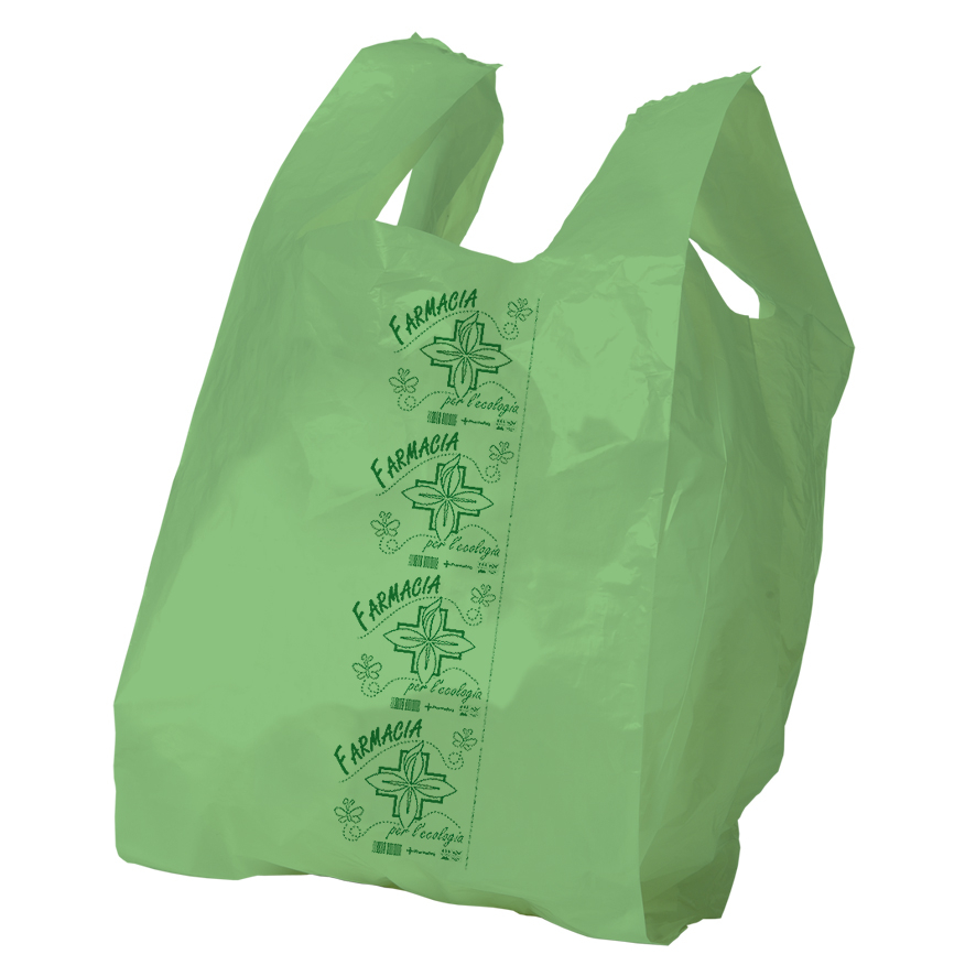 Shopper Midi GREEN