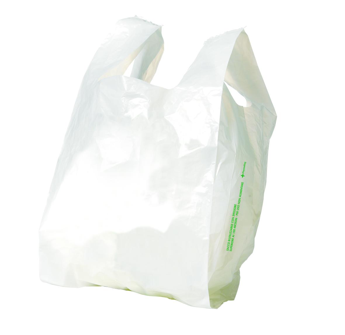 Shopper Plasticone HD