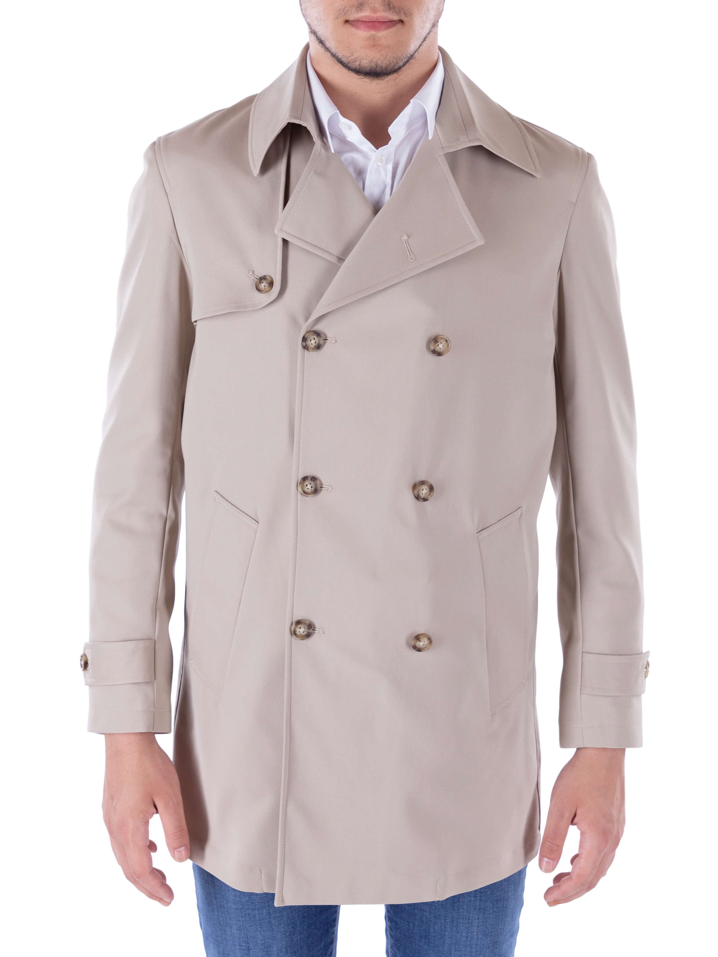 Paul Miranda Trench GB 788