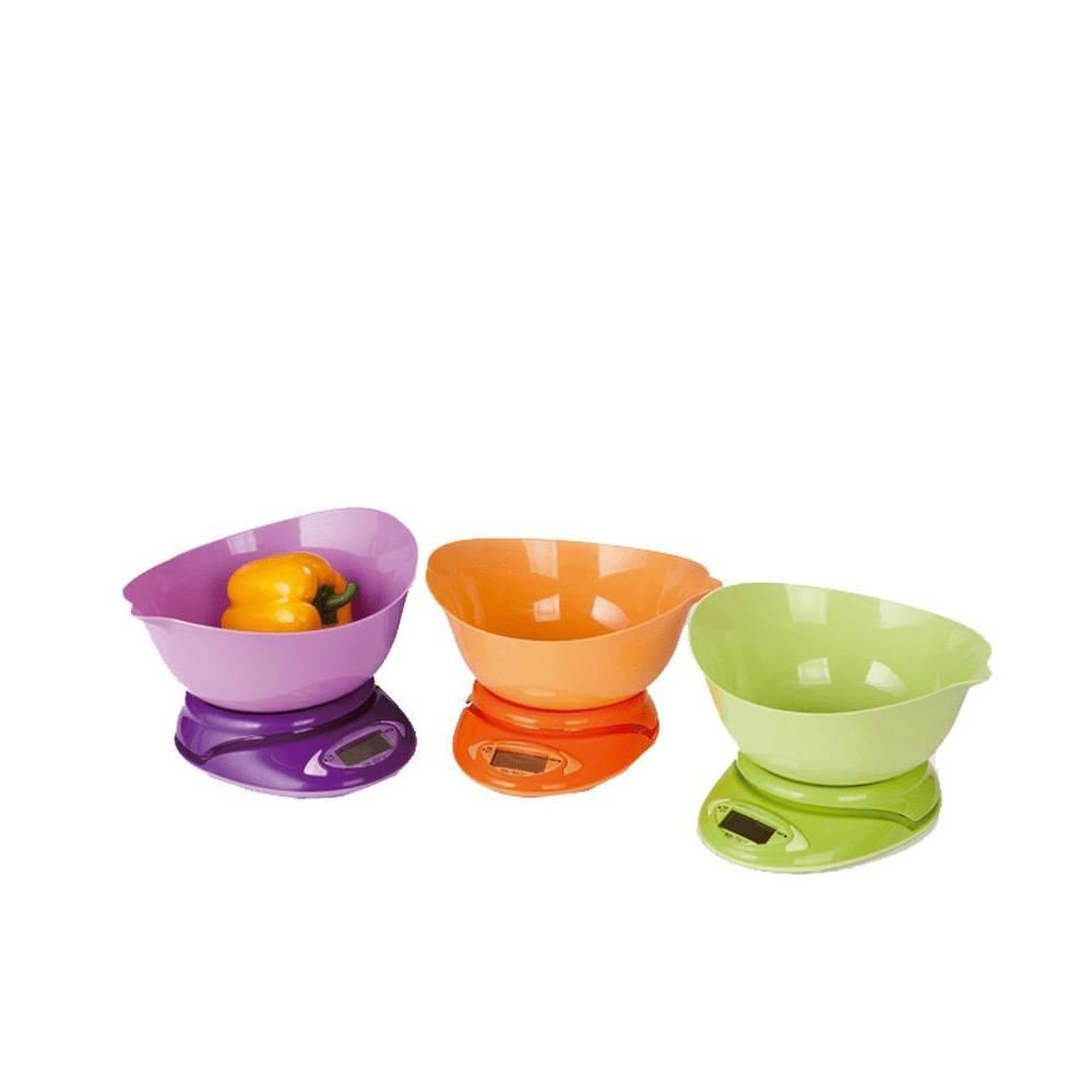 Bilancia Cucina 5 Kg Colorata