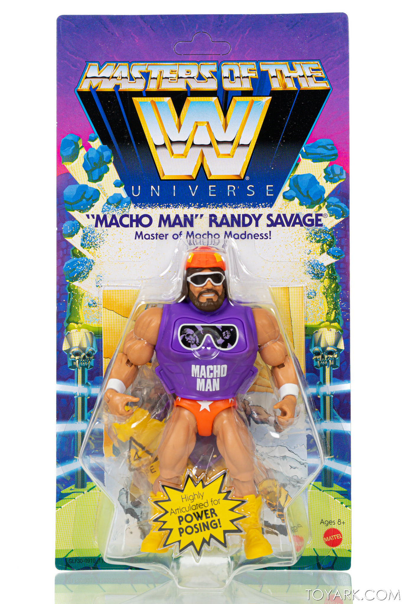 Masters of the WWE Universe: