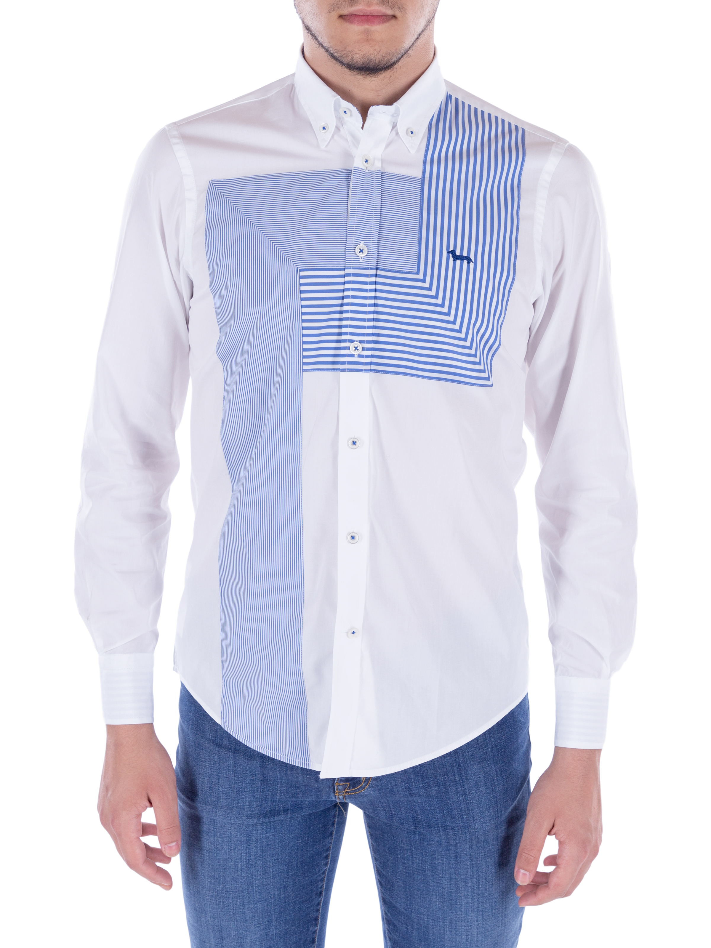 Harmont & Blaine Camicia CRD677 006912 OVER