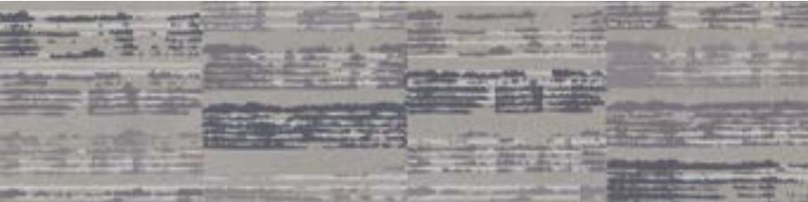 COLLEZIONE GLANCE LISTELLO RIBBON SMOKE CM.22,5X90 NATURALE RECT 1° SCELTA