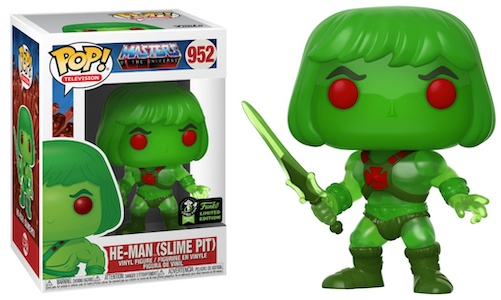 Funko Pop 952: SLIME PIT HE-MAN Masters of the Universe
