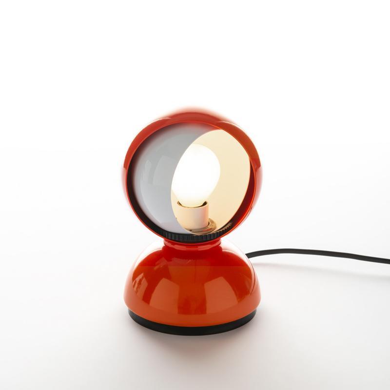 ARTEMIDE LAMPADA ECLISSE ARANCIONE