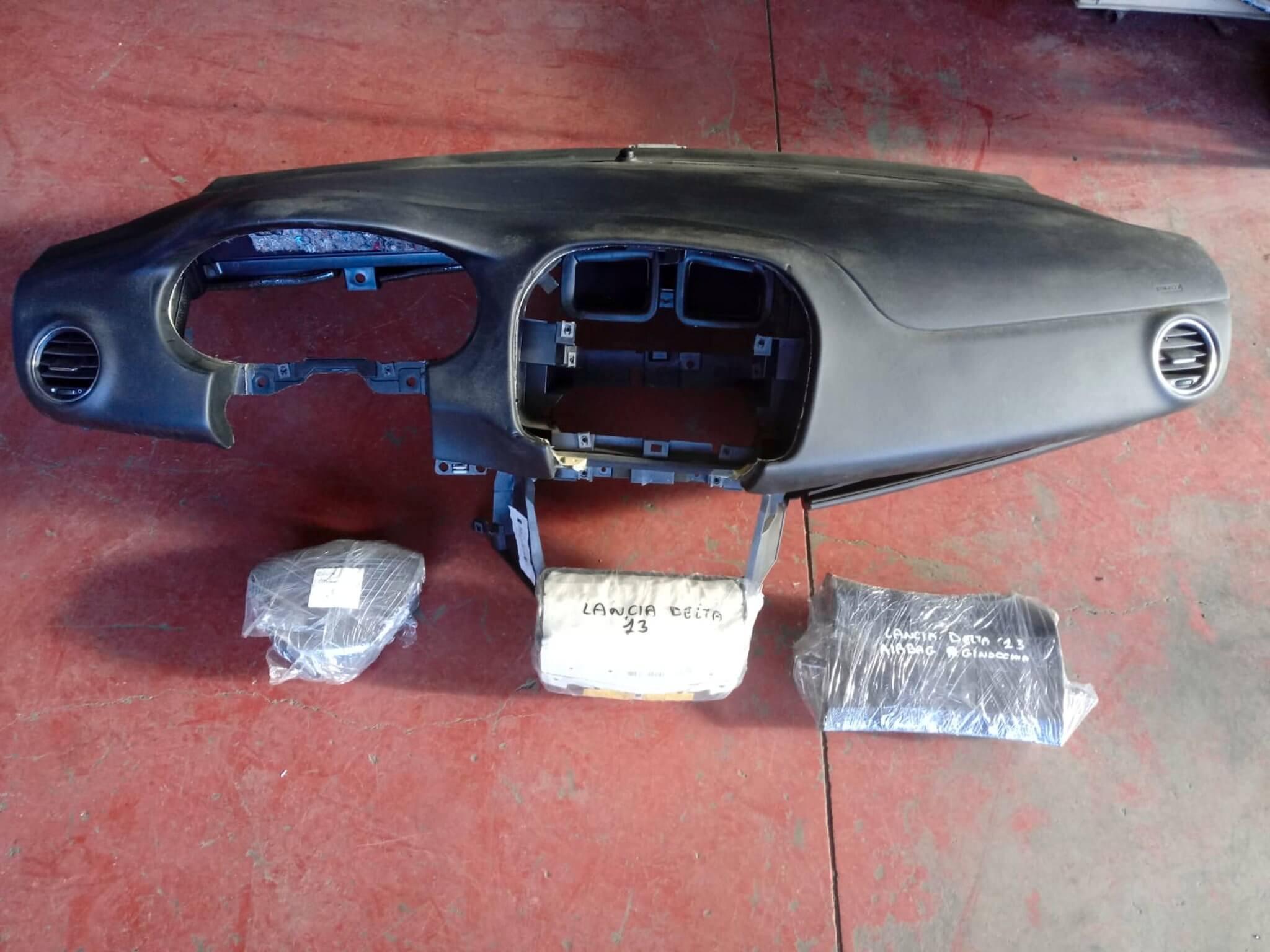 Kit AirBag usato Lancia Delta 2011> 1.6 MJT