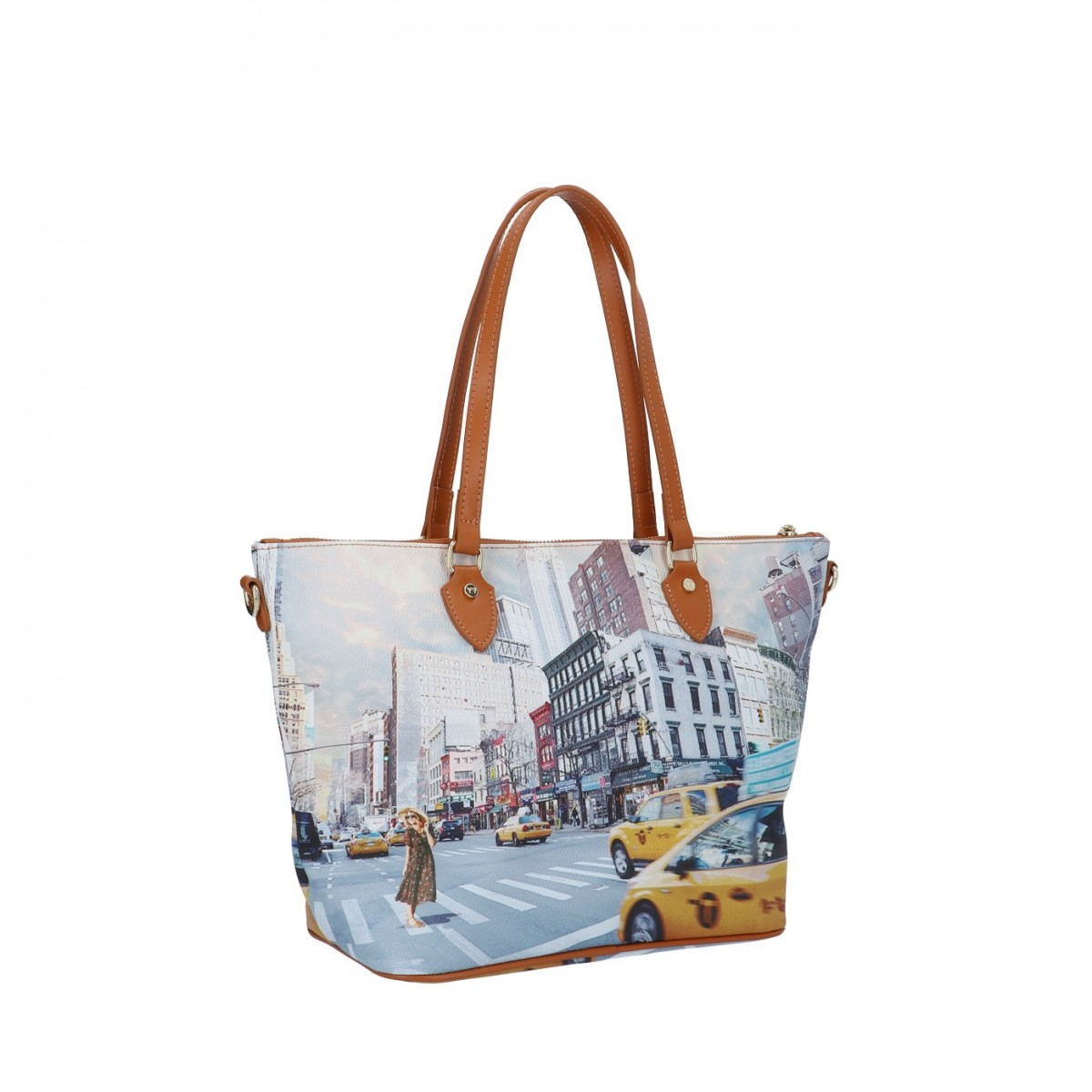 Borsa donna Shopping YNot media Yes 396 NY TOWER