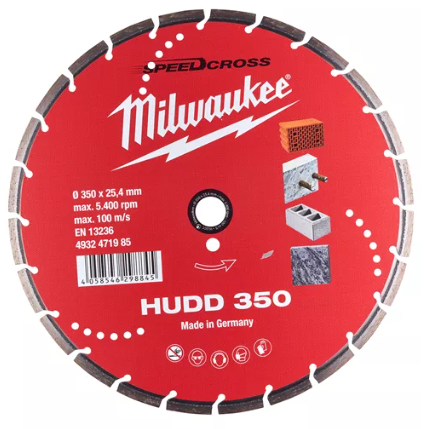 DISCO MILWAUKEE HUDD 350