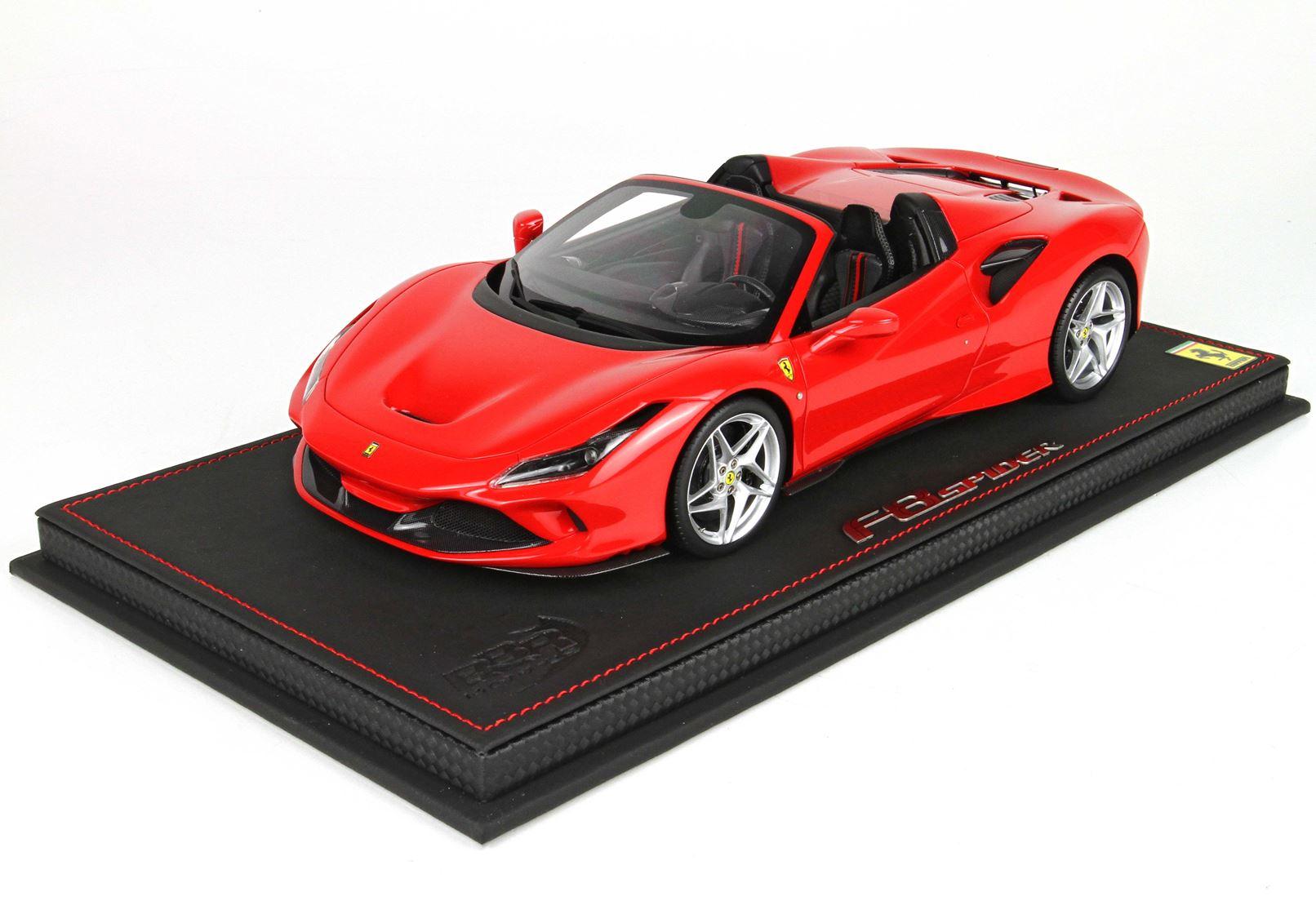 Ferrari F8 Tributo Spider Rosso Corsa 1/18