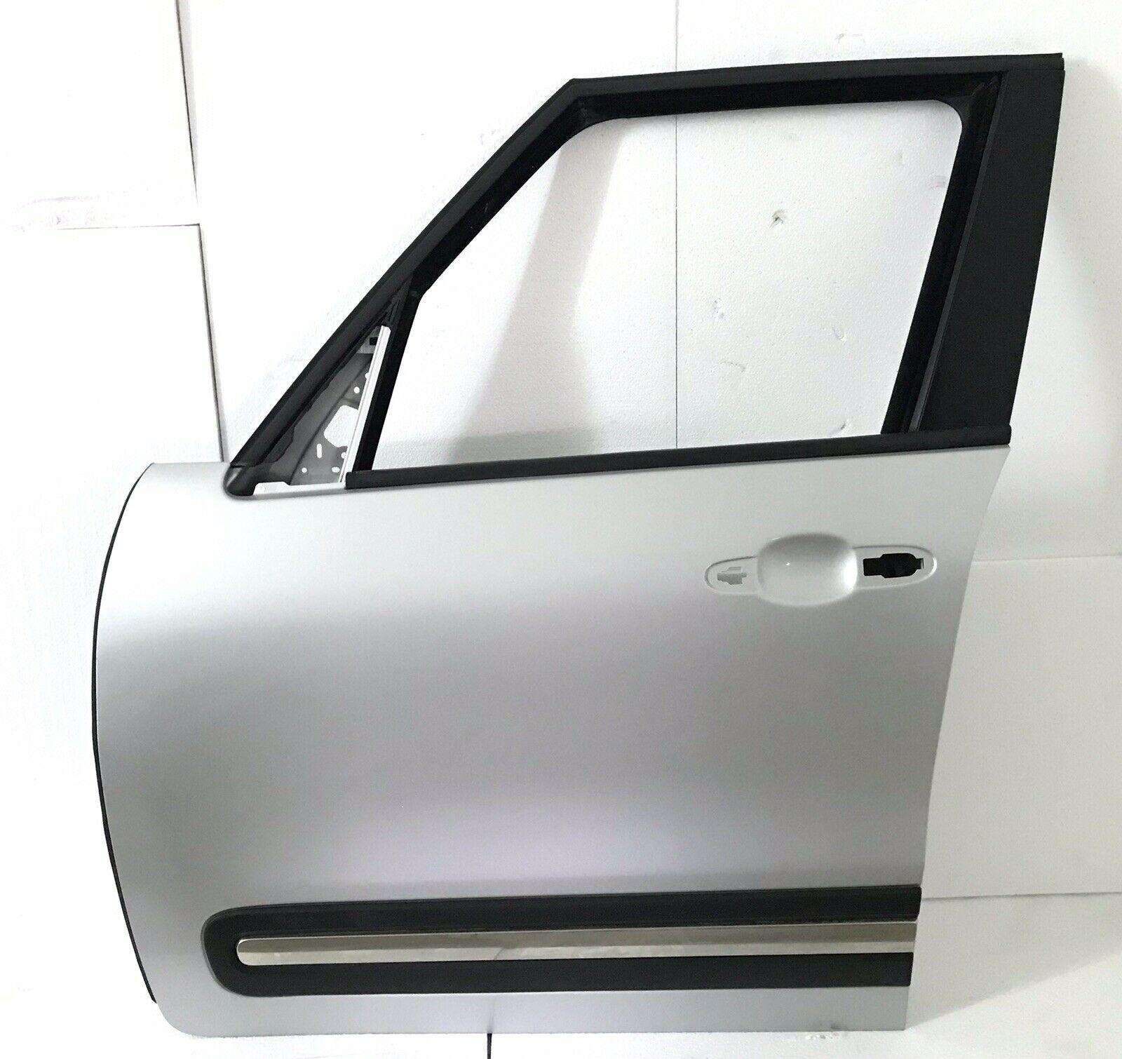 Portiera Sportello Porta Anteriore SX Fiat 500L Anno 2016 Originale