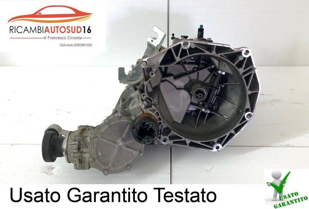 Cambio Marce Meccanico Fiat Panda 4X4 900 Benzina Turbo Anno 2019 Originale