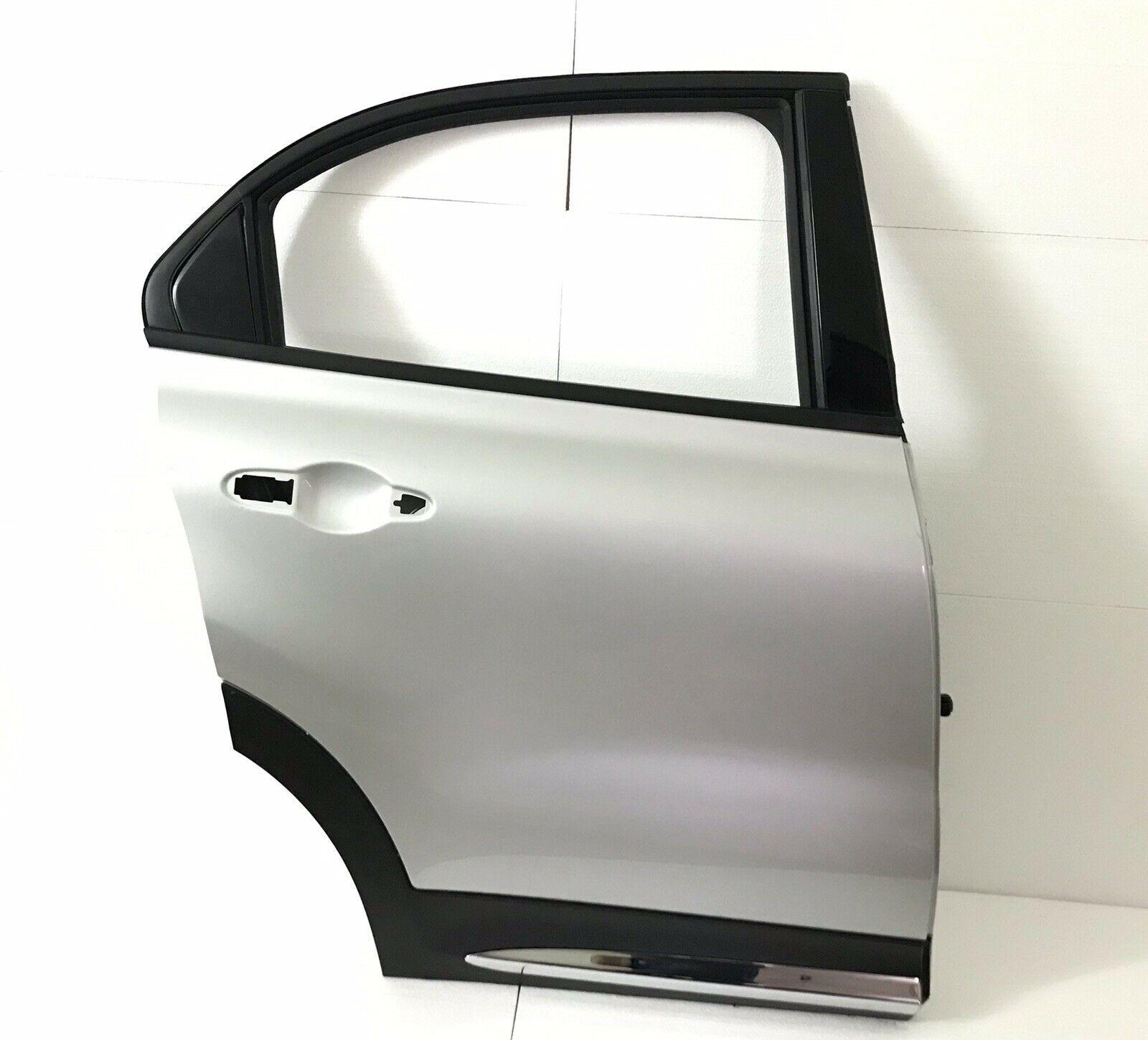 Porta Portiera Sportello Posteriore DX Fiat 500X Completa Di Fascione Modanatura