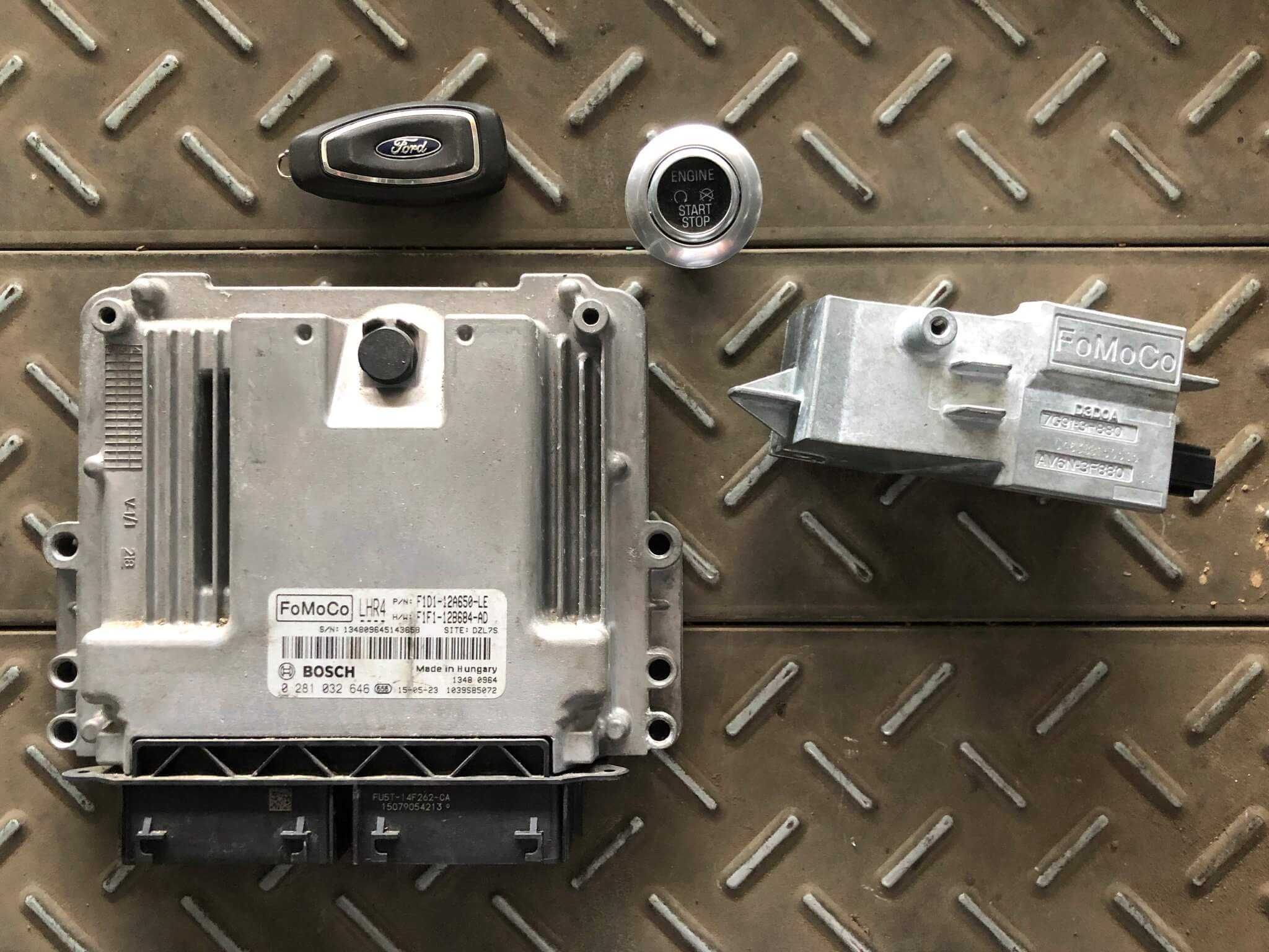Kit Accens. usato Ford C-Max 2015> 1.5 TDCI