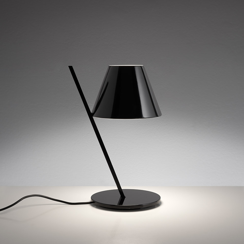 LAMPADA LA PETITE NERO ARTEMIDE