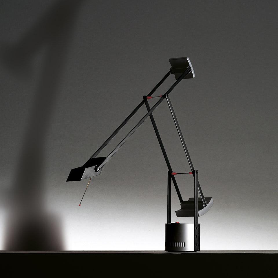 ARTEMIDE LAMPADA TIZIO MICRO NERO