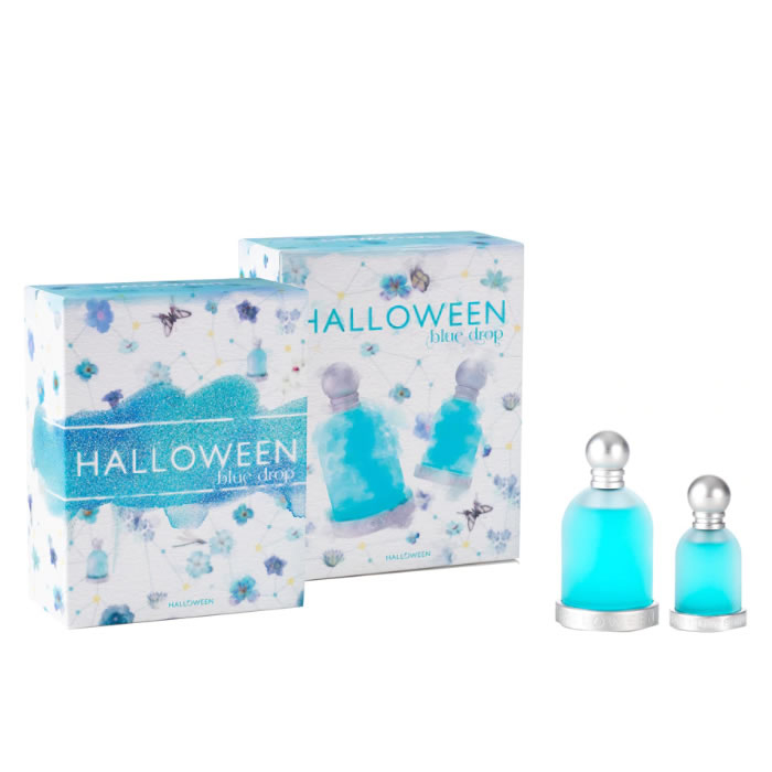 Jesus Del Pozo Halloween Blue Drop Eau De Toilette Spray 100ml Set 2 Parti 2020