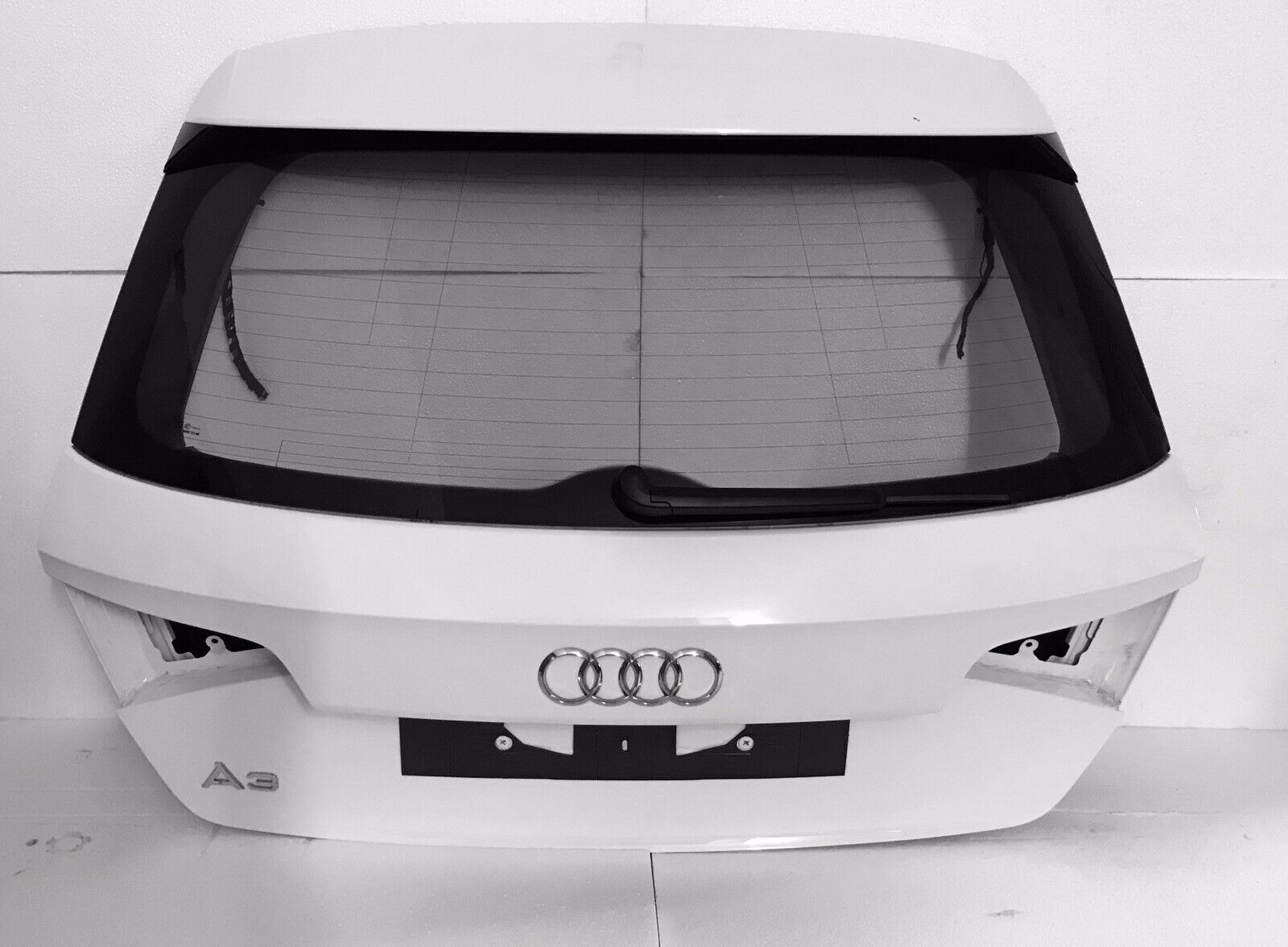 Cofano Portellone Posteriore Audi A3 Anno 2018 Originale