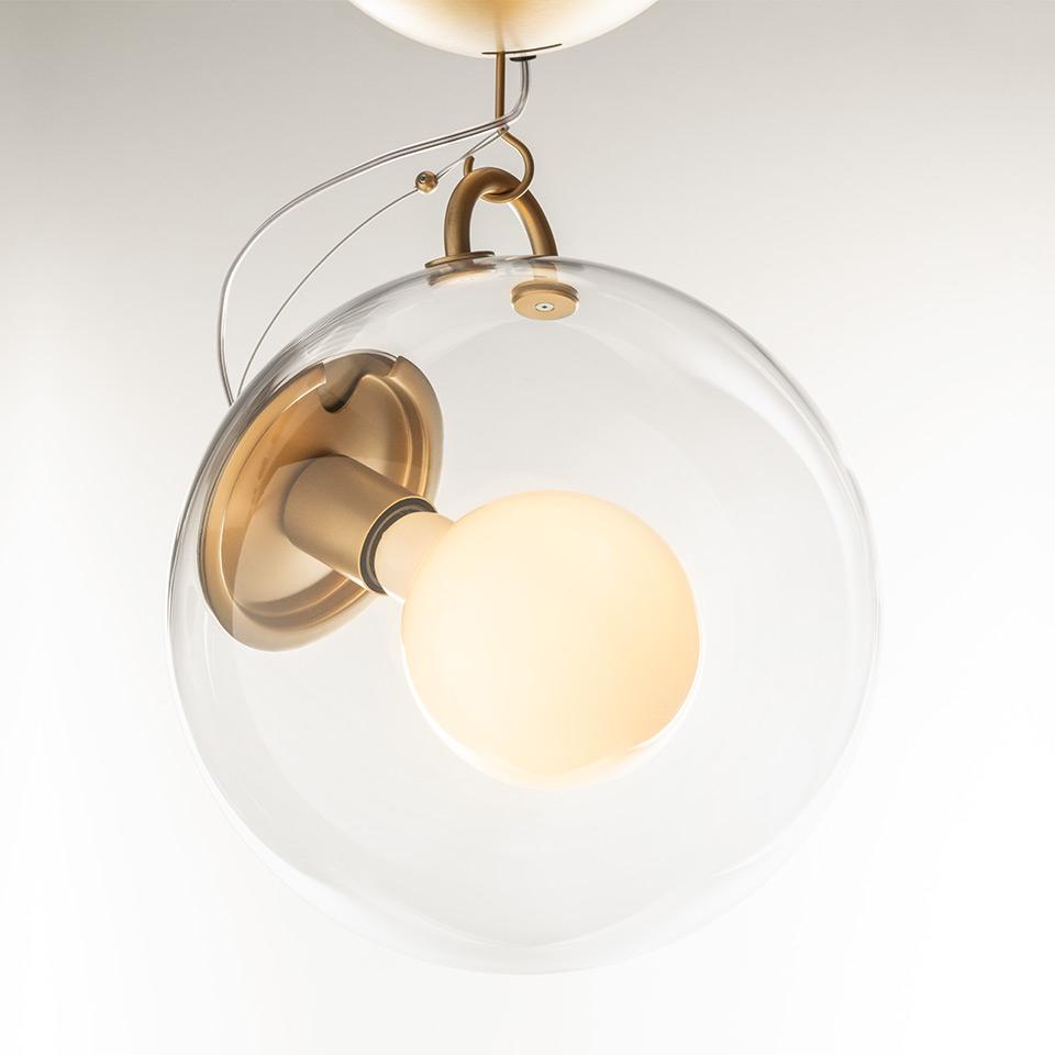ARTEMIDE LAMPADA MICONOS SOSPENSIONE