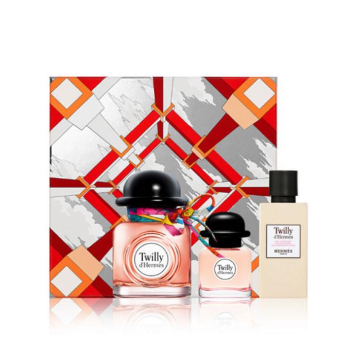 Twilly D'Hermes Eau De Parfum Spray 50ml Set 3 Parti 2020