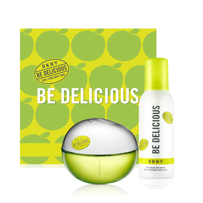 Donna Karan Dkny Be Delicious Woman Eau De Parfum Spray 100ml Set 2 Parti 2020