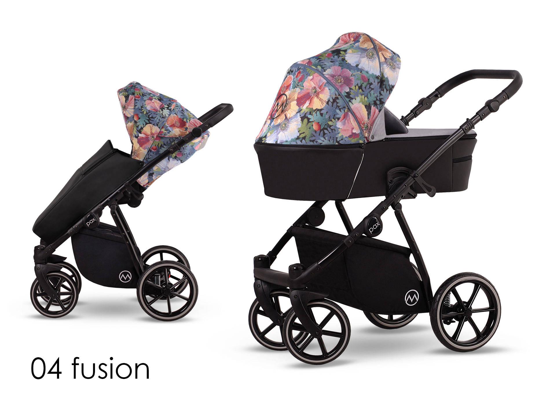 Baby Atelier - TRIO LONEX PAX - FLOWER - 04 Fusion - Novità 2020 !