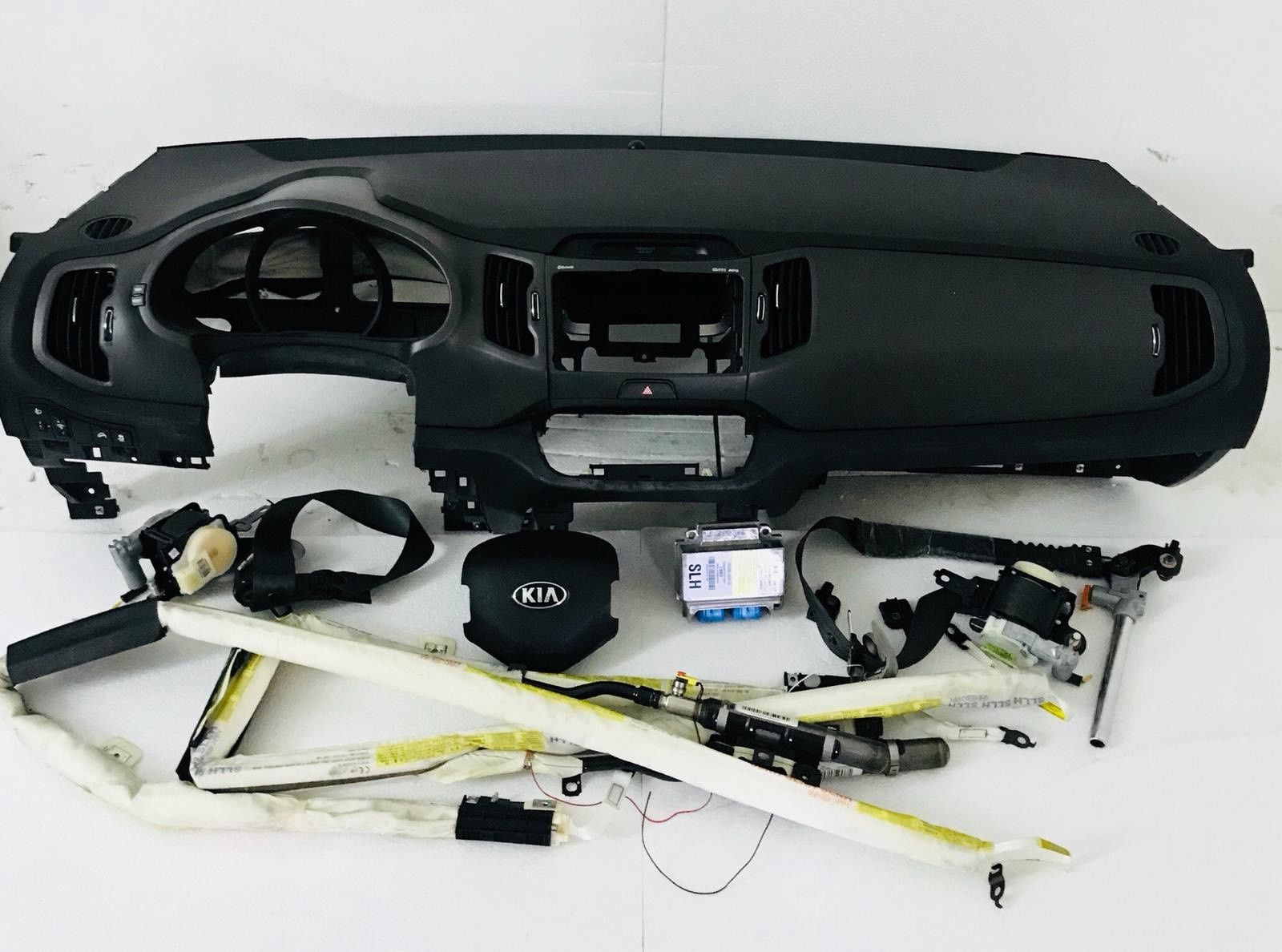 Kit Airbag Completo Kia Sportage Anno 2013 Originale