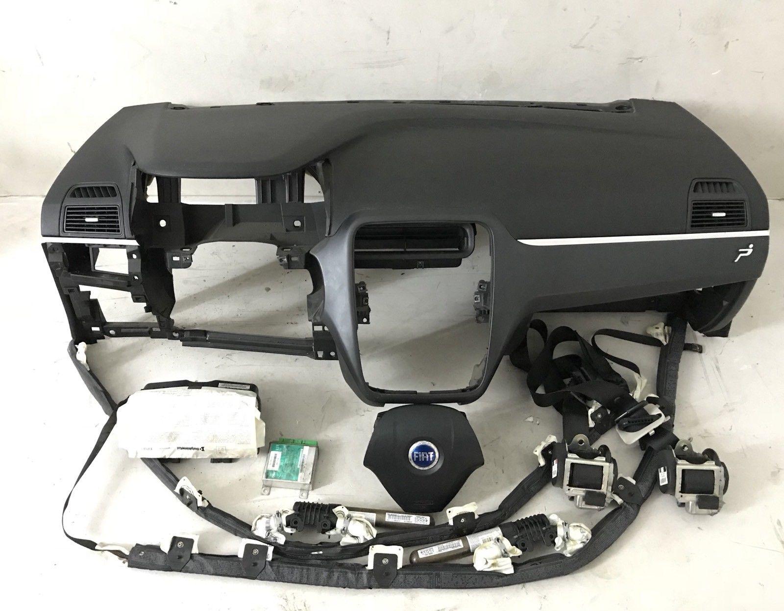 Kit Airbag Completo Fiat Grande Punto Anno 2008 Originale