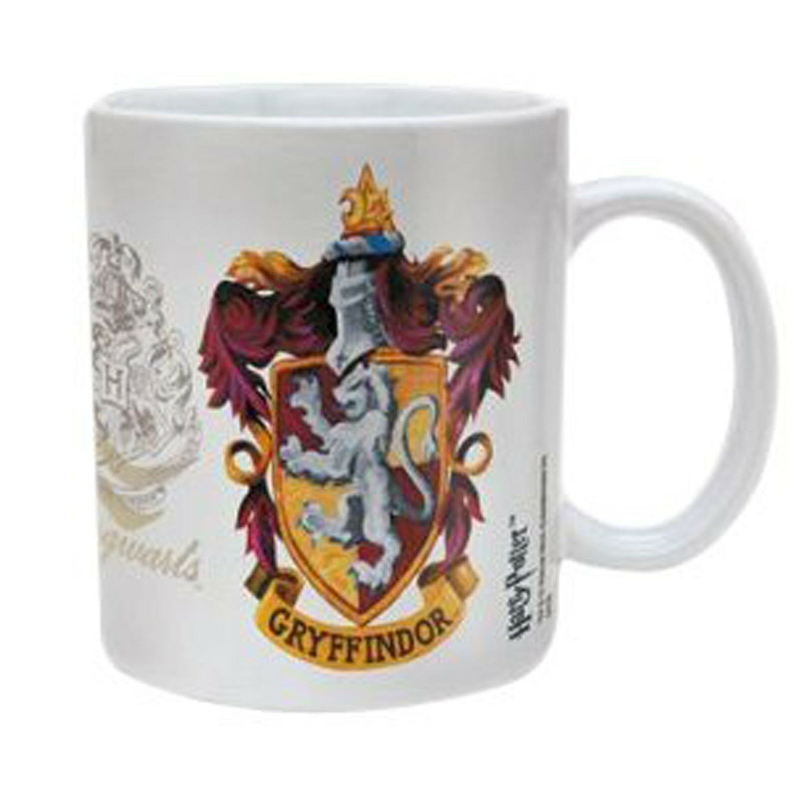 tazza HARRY POTTER 8 x 11.5 x 9.5 cm GRYFFINDOR CREST