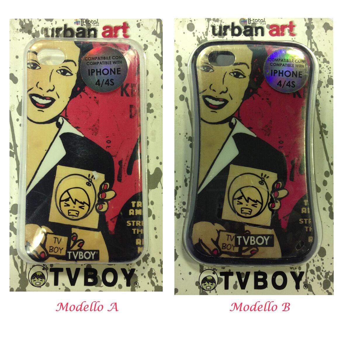 COVER mascherina iphone 4/4s 2 modelli in silicone TPU I-TOTAL