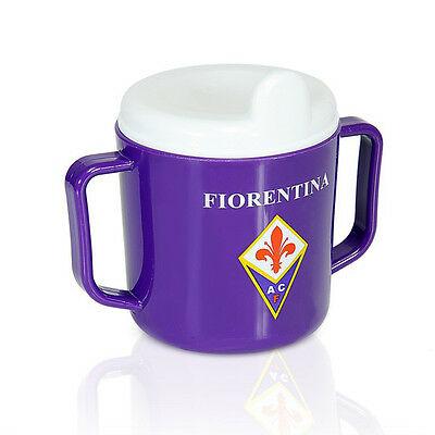 Tazza educativa antigoccia A.C.F. Fiorentina accessori neonato idea regalo