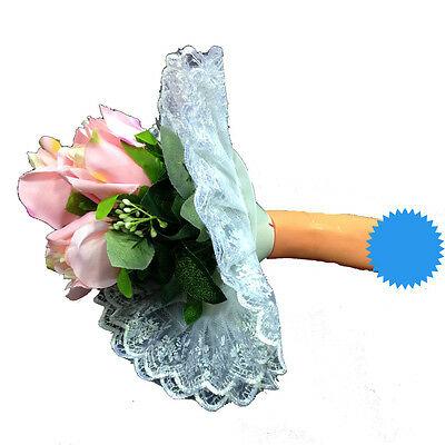 FESTA ADDIO AL NUBILATO Bouquet sposa sexy per addio al nubilato rosa