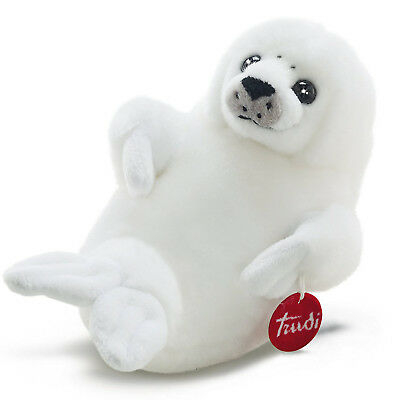 Peluche Foca Trudi Seal 28 cm  Top quality made in Italy