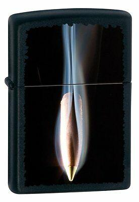 Accendino Zippo Bullet Fired cod.12F009 ACCENDINO ZIPPO  MADE IN U.S.A.