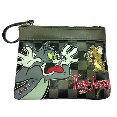 Trousse TOM AND JERRY in pvc 19x16 cm